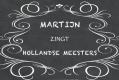 Martijn zingt Hollandse Meesters