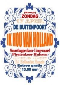 Ik hou van Holland en Huissen