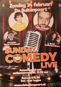Sunday Comedy Live