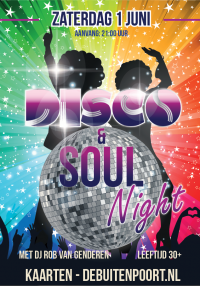 Disco & Soul Night