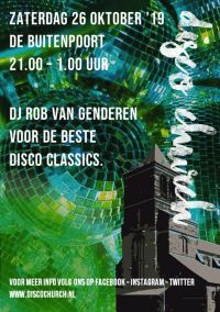 Disco Church/ de Buitenpoort
