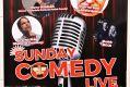 Sunday Comedy Live zondag 11 maart 2018