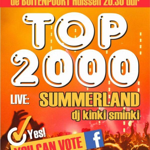 Top 2000 ( 22 december 2018)