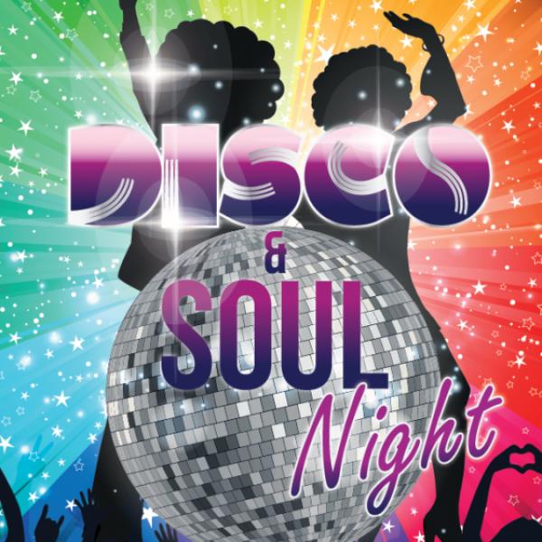 Disco & Soul Night, 1 juni 2019