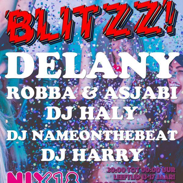 BLITZZ feest 17 mei 2019