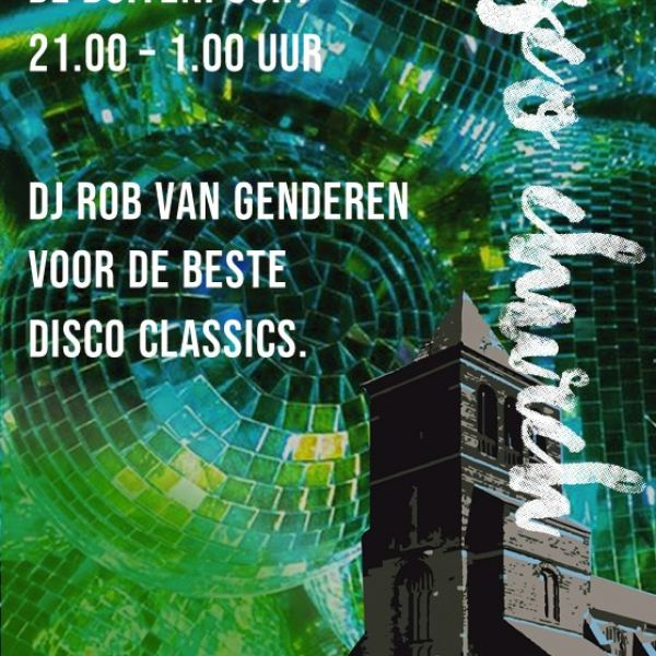 Disco Church | Zaterdag 26 oktober 2109